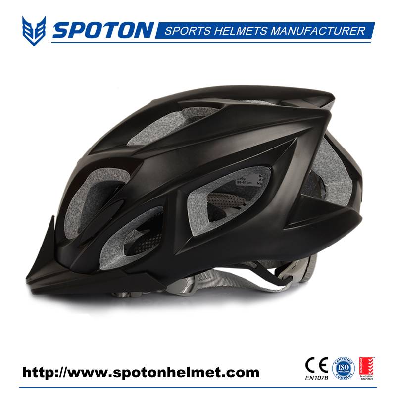 en 1078 bike cycling helmet,adult agvi helmet with sun visor