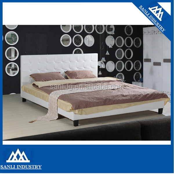 cheap furniture PU bed