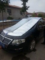 alumiumn film epe cheap car sun shade with competitive price