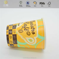 new design environmental paper cupcake box with high quality