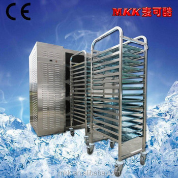 Hot selling Stainless Steel Reach-in Refrigerator/Freezer
