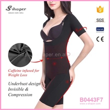 Indonesia Black Hooks Wholesale Suit Slimming Pants Body Shaper For Women B0443F7