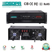 MP3500 1500 Watt Powerful Amplifiers 70V 100V High Frequency Power Amplifier PA Power Amp