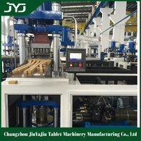 JYJ Factory Clay Brick Making Machine Price