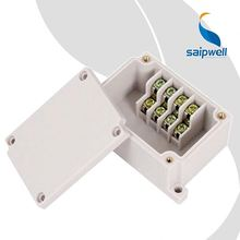 CE Connecting Junction Enclosure 4 Ways Plastic Water Proof Single Phase Distribution Box