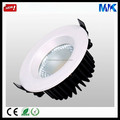 2015 fashionable lighting shell 6 inch die casting aluminum led light downlight parts