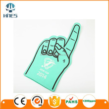 EVA sponge fans finger foam hand for cheering concert sport