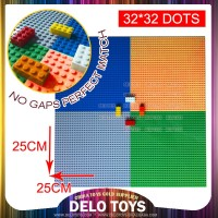 32*32 dots plastic building blocks baseplate 32*32 DE00009