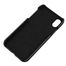 Hot sale newest cell phone back cover genuine leather for iphone 8 case