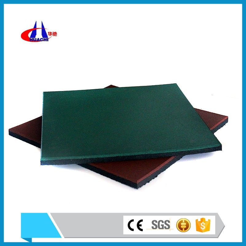 New product 20mm thickness rubber floor mat mini basketball court flooring