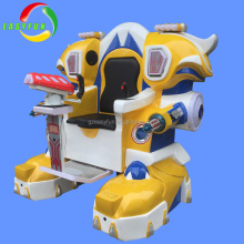 Professional Kiddie Ride Battle King kong for Driving in the playground Robot for Children Ride in Amusement Park