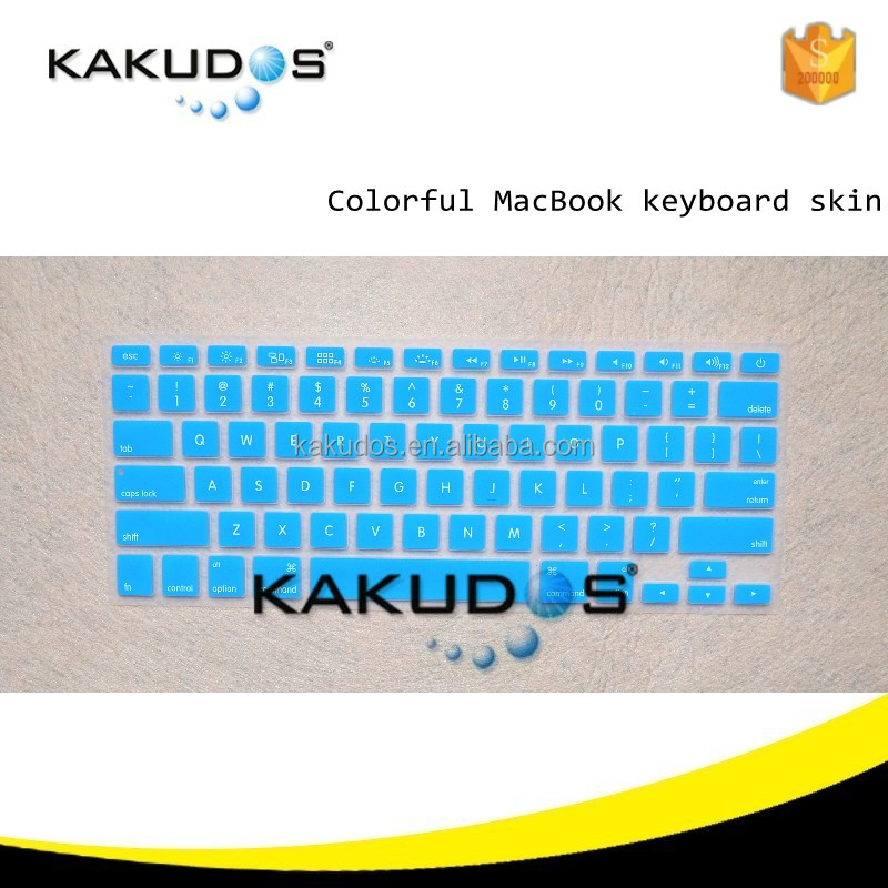 Best price wholesale keyboard cover for Macbook pro 13/15 inch