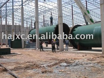 NPK compound fertilizer granulation plant