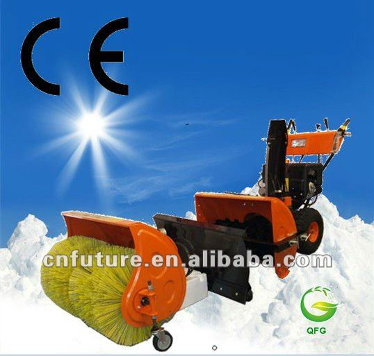 CE40 inch two-stage snow engine Gasoline Snow blowers with track 755cc