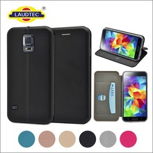 Latest Mobile Phone PU Leather Wallet Flip Case Cover For Samsung Galaxy S5