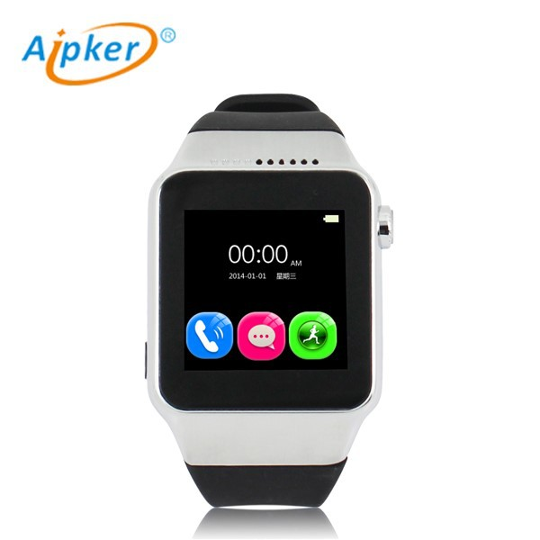 A39 smart watch phone MTK 6260 smart watch with SIM card