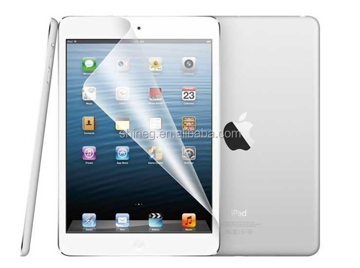 Clear Screen Protector for apple ipad mini with Retina Display