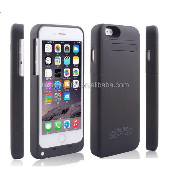 External Protective Battery Case Charger Charging Cover For iPhone 5 / 5s(2200mAh)