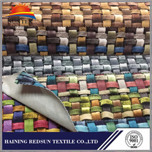 Strip printed 100% polyester hometextile fabric for pillow cover,bed sheeting