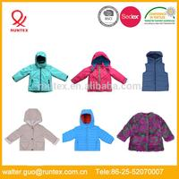 Runtex Brazil Market Customer Preference EU Equipment Made blouse for girl