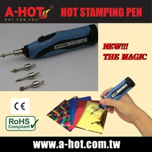 NEW CARD SUPPLIER HOT FOIL PAPER CRAFT HEAT TOOL KIT