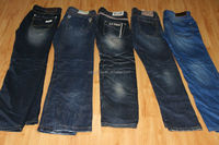 men jeans pants high quality a grade used clothing in bales