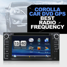 Android Car Radio GPS Toyota Previa Corolla Crown Yaris with Bluetooth 3G Wifi