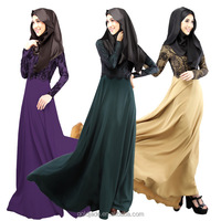 New Model Abaya in Dubai turkey abaya wholesale Latest Designs Fashion Black Cheap Abayas