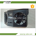 ventilation cool solar power auto small size car fan high efficiency