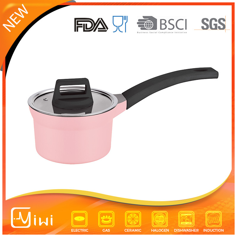 microwave cookware sauce pan wholesale/vitrex cookware