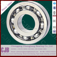 Precision 6014ZZ 6014 Deep groove ball bearings 70*110*20