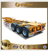 Tri-axle low bed truck trailer for Mozambique & 3 axles low bed truck trailer,small truck trailers , truck trailer spare parts