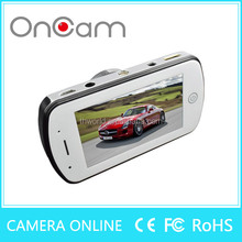 Intelligent camera full hd 1080p car dvr with 170 degree wide angel 6G lens for AJ700 driving recorder