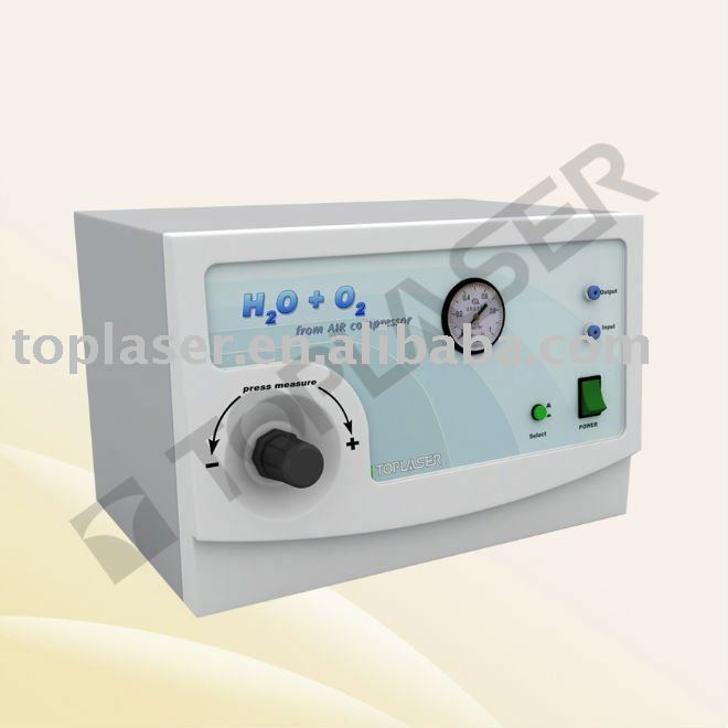 snow white oxygen skin deep clean machine