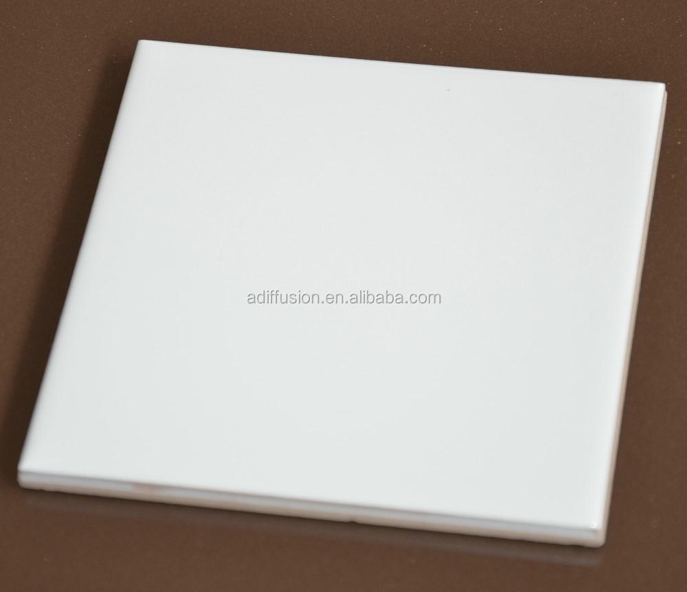 10 x 10 15 x 15 20 x 20 7 5 x 15 cm blanc en c ramique for Carrelage mural 15 x 20
