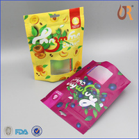 Custom Packaging Printing Ziplock Plastic Pouch