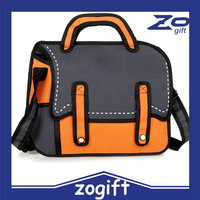 ZOGIFT 2016 New Fashion Women Lady School Campus Student Book Bags
