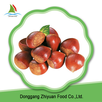 2016 Price Organic Grade A Peeled Raw Frozen Chestnut for Sale