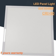 ultra thin dimmable UGR<19 high brightness 130lm/w Certificate led 60x60 panel, led backlit panels, led panel 30x30