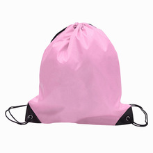 Hot Sell Reusable gym sack drawstring bag
