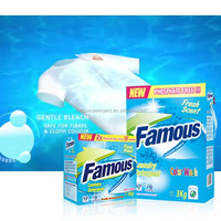 Famous Wholesale for 750g UK Market with Detergent Washing Powder