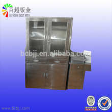 OEM Office Roll Door Storage Stainless Steel File Cabinets