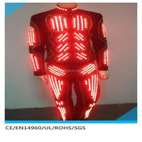 Stage Show Clothes / LED Performers Costumes / Ballroom Dance Wear