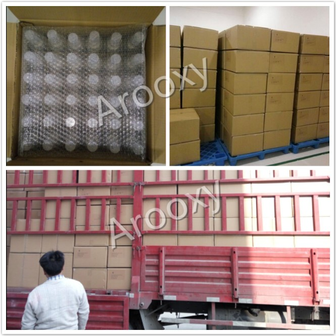 65*250mm canned oxygen / aerosol can with mask