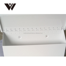 Modern Waterproof letterbox/ wall mounted mailbox/ apartment letterbox