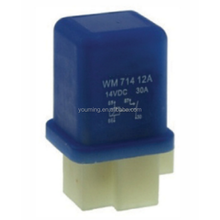 Good price transparent flasher led 12v 30a 4119 24v mini auto relay
