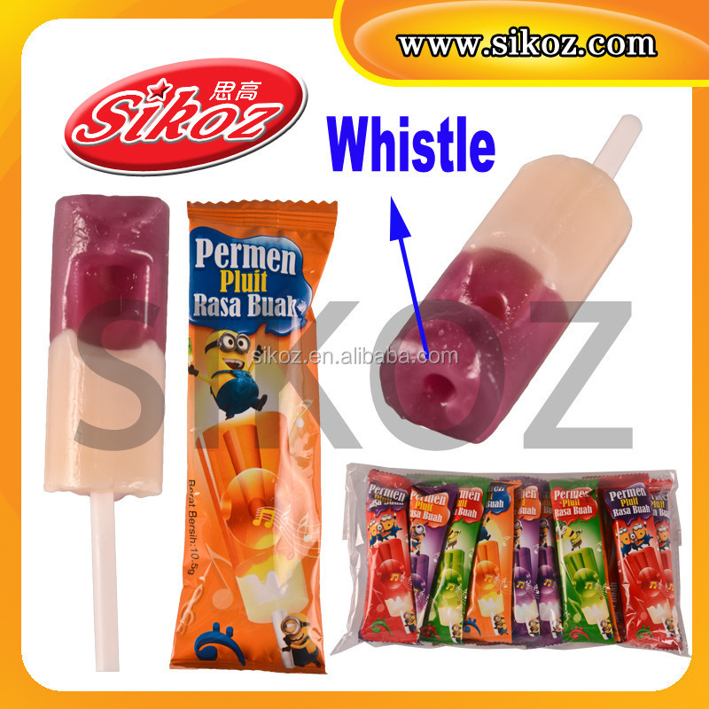 SK-B043 Music Whistle Lollipop