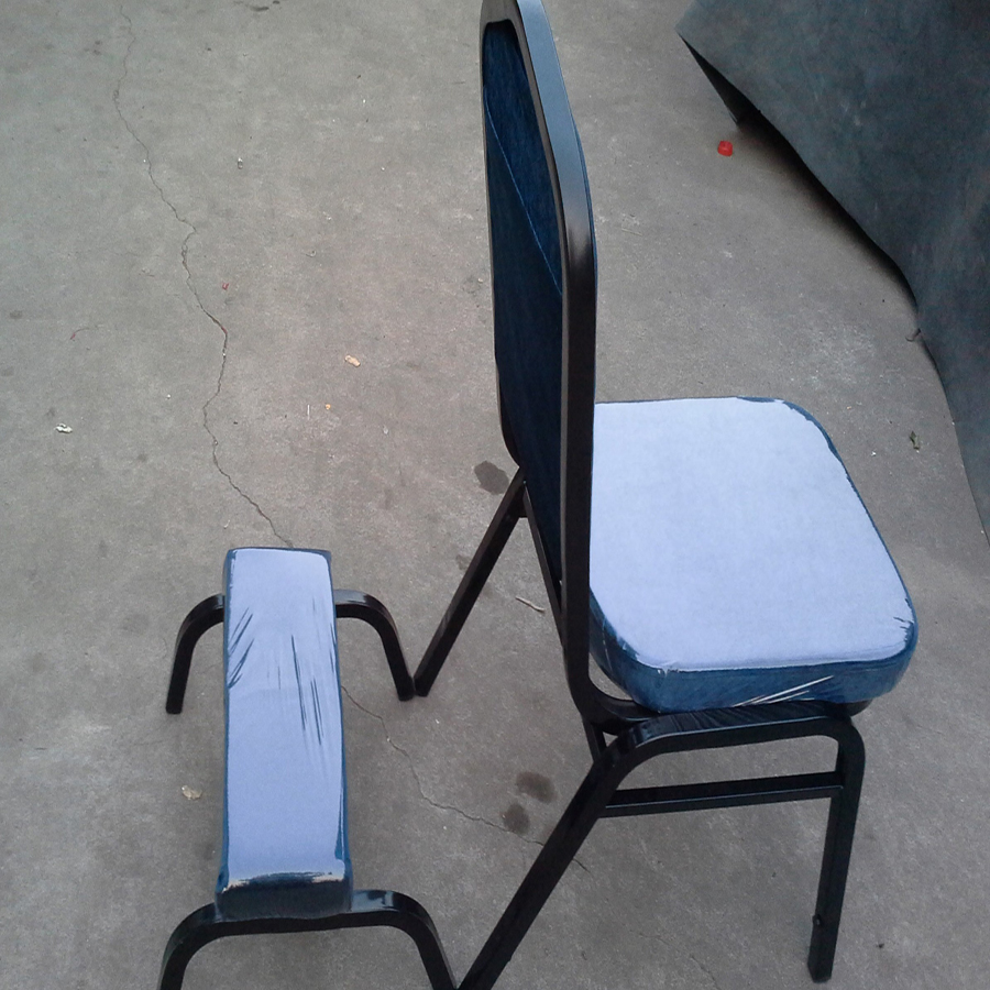 wholesale stacking chapel chairs praying chairs for church Foshan China