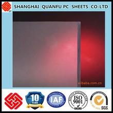 free sample lexan polycarbonate hollow sheet car canopy/car shed/car shelter greenhouse wall sheets