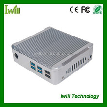Pictures of types of computers Intel I5-4200U dual core fanless mini industrial pc